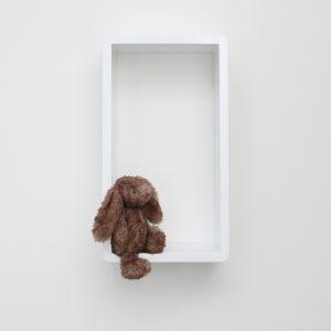 Bashful Bunny PECAN (liten) – Lilla Tanin